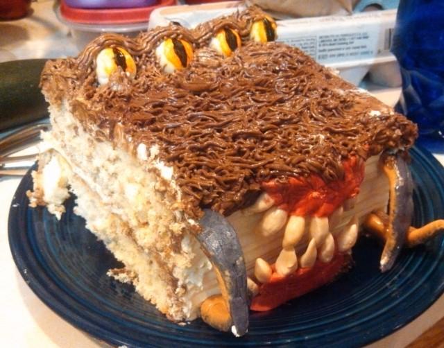 Cake Mostly Eaten